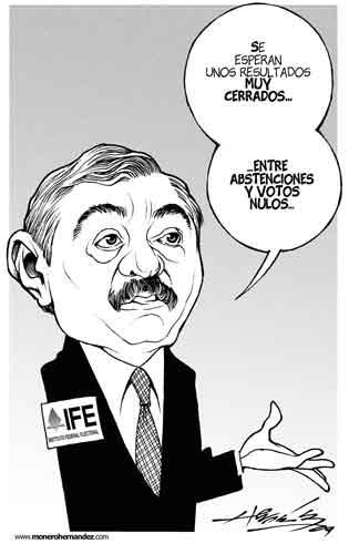 Hernández: Nuevo bipartidismo